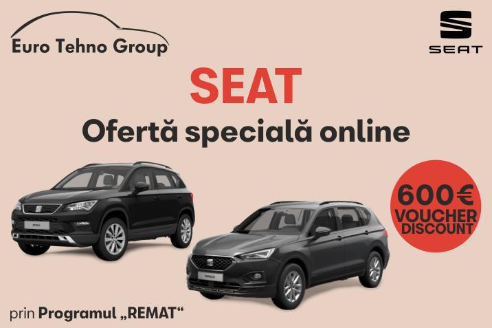 Oferta speciala online - SEAT
