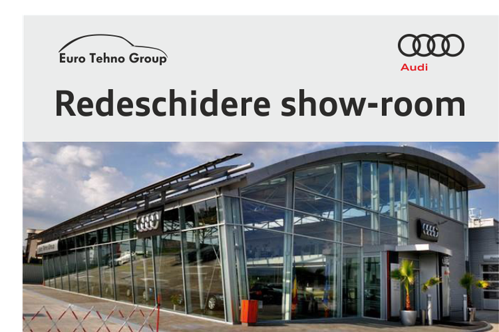 Showroom Audi Pitesti
