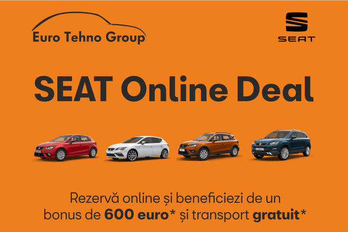 SEAT Online Deal