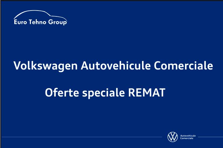 Volkswagen Autovhicule Comerciale - REMAT 2020